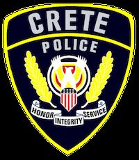 Crete Police Shield
